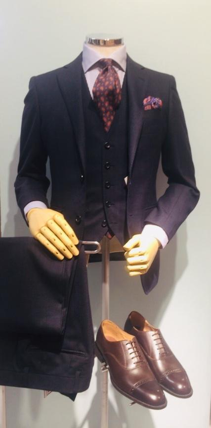 【自分が!主役!成人式スーツ!!】SUITS&SUITSイオン近江八幡店