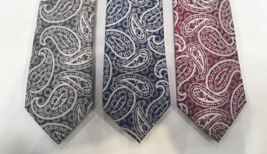 【新作ネクタイ入荷のお知らせ。 】スーツ&スーツイオン尼崎店