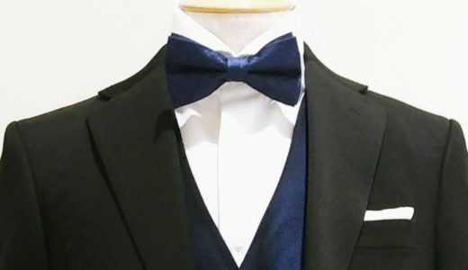 【ブライダルスーツの基本】SUITS&SUITS京都ファミリー店