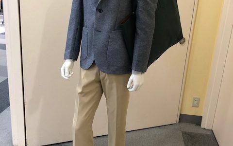 【春のおすすめジャケット】SUITS&SUITS住道店