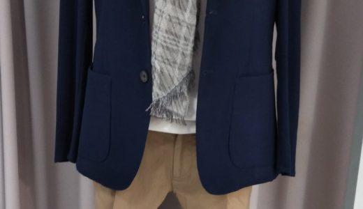 ビジネスでも使えるジャケパンコーデ SUITS&SUITS武蔵浦和店
