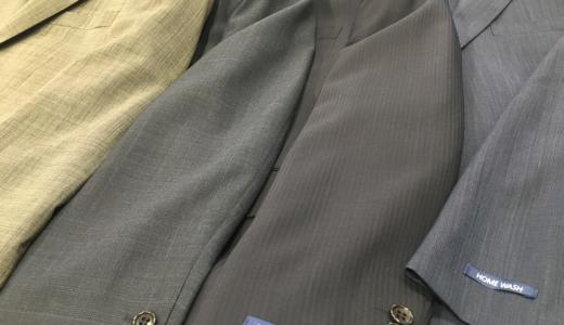 【夏に最適、涼しい盛夏スーツおススメ】ONLY OUTLET千歳レラ店