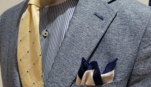 【スタッフが欲しい一押しジャケット&パンツ】スーツ&スーツ 神田駅北口店