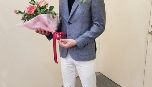 【スタッフコーディネート】SUITS&SUITS住道店