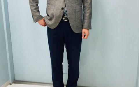 【スタッフが欲しい一押しジャケット&パンツ】 スーツ&スーツイオン近江八幡店