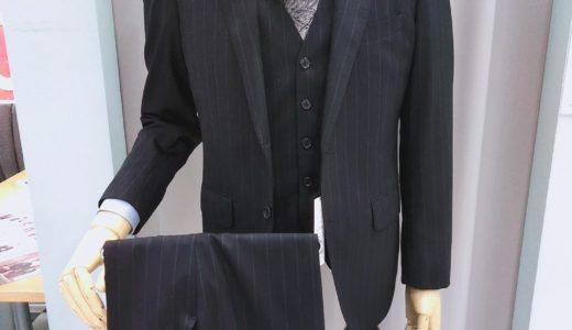 3PCスーツおすすめ SUITS&SUITS武蔵浦和店
