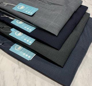 【夏の快適パンツ♪】スーツ&スーツ新橋店