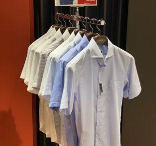 【夏といえば?!】スーツ&スーツ新橋店